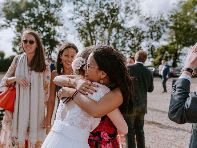 Le mariage de Maxime et Isabelle à Vétheuil, Val-d'Oise 13