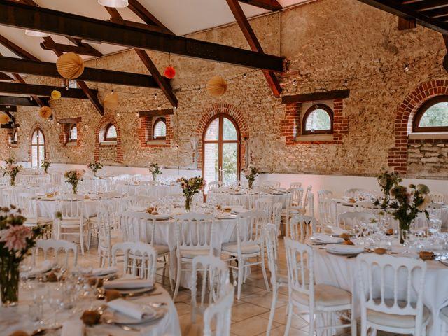 Le mariage de Maxime et Isabelle à Vétheuil, Val-d'Oise 14