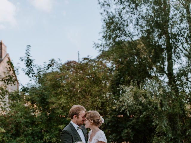 Le mariage de Maxime et Isabelle à Vétheuil, Val-d'Oise 19