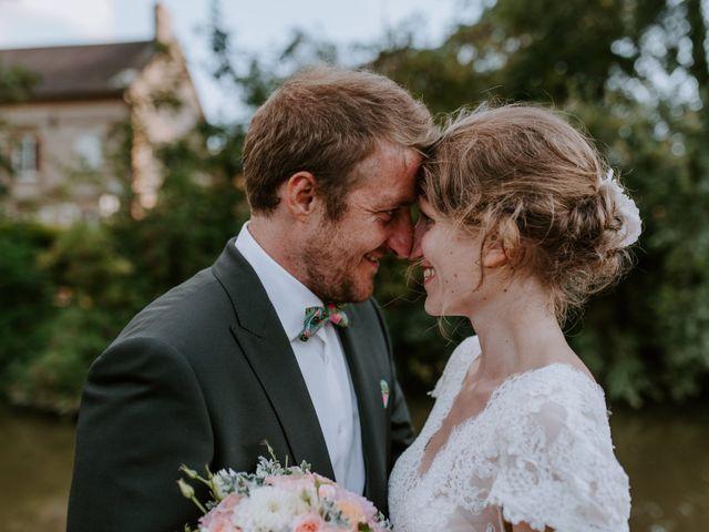 Le mariage de Maxime et Isabelle à Vétheuil, Val-d'Oise 20