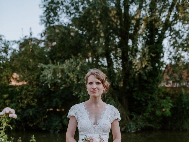 Le mariage de Maxime et Isabelle à Vétheuil, Val-d'Oise 23