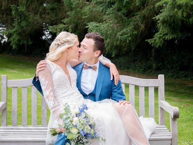 Le mariage de Nicolas et Adeline à Le Bocasse, Seine-Maritime 4