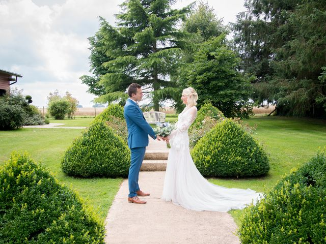 Le mariage de Nicolas et Adeline à Le Bocasse, Seine-Maritime 5