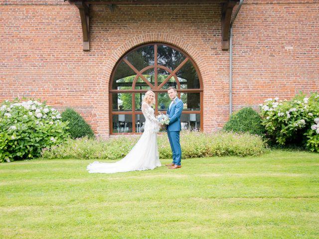 Le mariage de Nicolas et Adeline à Le Bocasse, Seine-Maritime 8