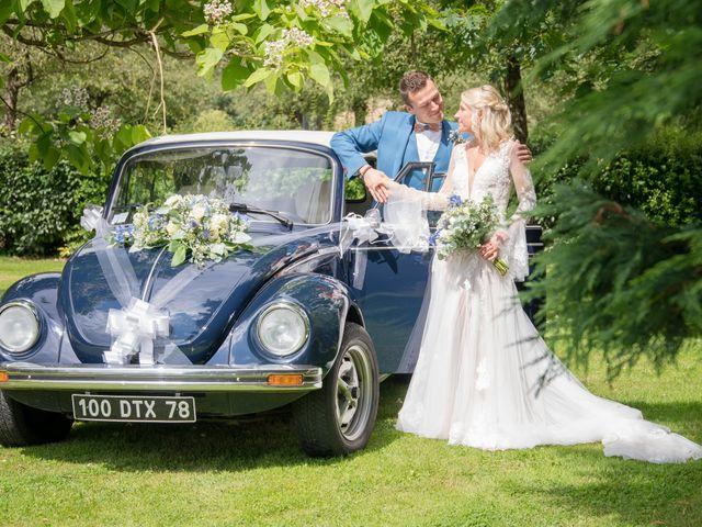 Le mariage de Nicolas et Adeline à Le Bocasse, Seine-Maritime 10