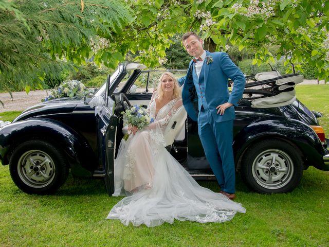 Le mariage de Nicolas et Adeline à Le Bocasse, Seine-Maritime 11