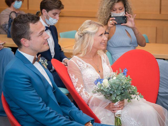 Le mariage de Nicolas et Adeline à Le Bocasse, Seine-Maritime 13