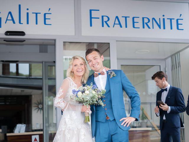 Le mariage de Nicolas et Adeline à Le Bocasse, Seine-Maritime 16
