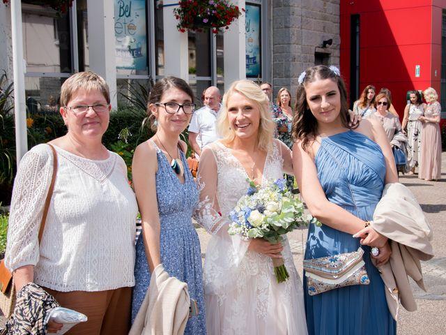 Le mariage de Nicolas et Adeline à Le Bocasse, Seine-Maritime 18