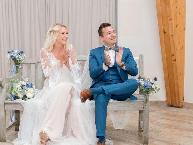 Le mariage de Nicolas et Adeline à Le Bocasse, Seine-Maritime 28