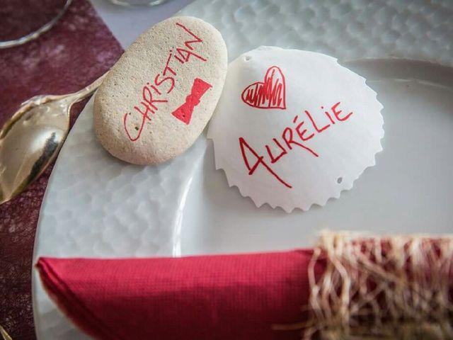 Le mariage de Christian  et Aurélie à Gasny, Eure 3