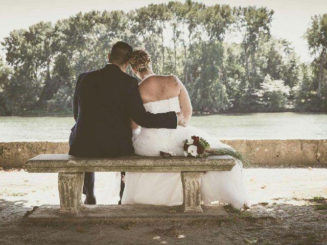 Le mariage de Christian  et Aurélie à Gasny, Eure 5