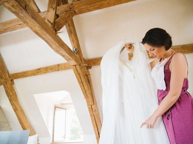 Le mariage de Maxime et Julie-Anne à Angers, Maine et Loire 5