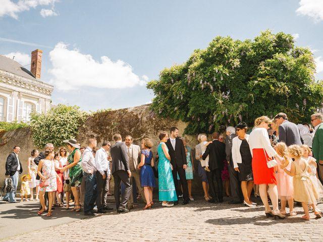 Le mariage de Maxime et Julie-Anne à Angers, Maine et Loire 26