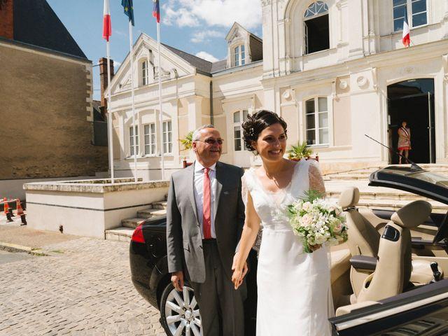 Le mariage de Maxime et Julie-Anne à Angers, Maine et Loire 27