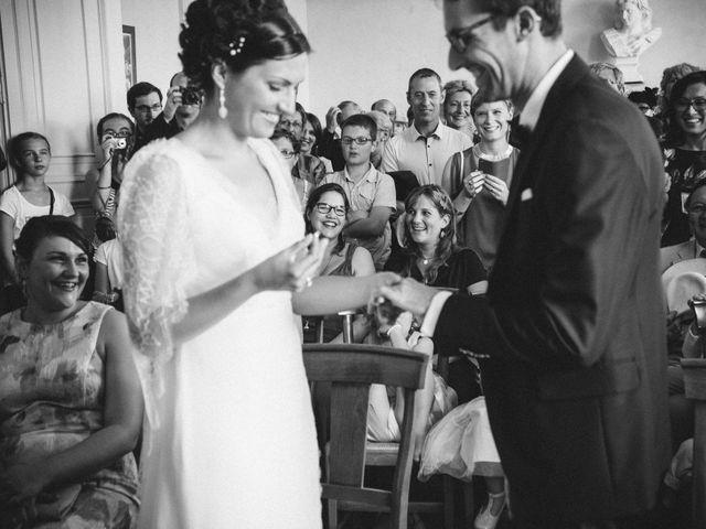 Le mariage de Maxime et Julie-Anne à Angers, Maine et Loire 34