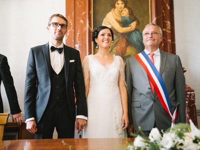 Le mariage de Maxime et Julie-Anne à Angers, Maine et Loire 37