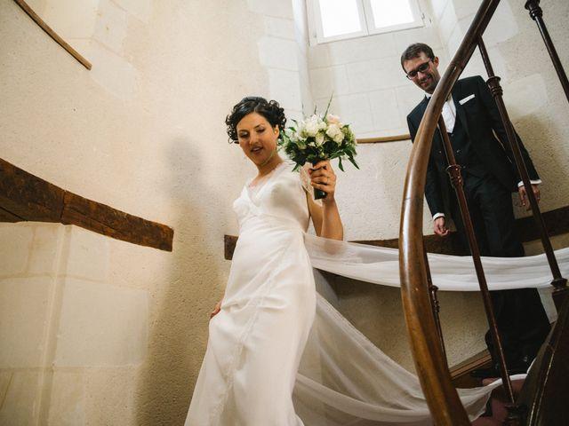 Le mariage de Maxime et Julie-Anne à Angers, Maine et Loire 39