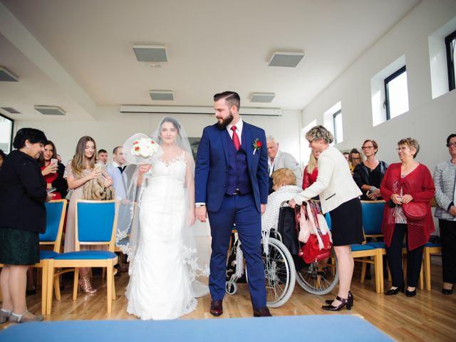 Le mariage de Yves et Aurélie à Chevreuse, Yvelines 34