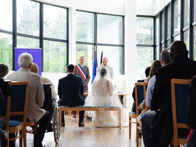 Le mariage de Yves et Aurélie à Chevreuse, Yvelines 35