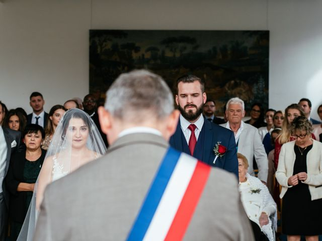 Le mariage de Yves et Aurélie à Chevreuse, Yvelines 36