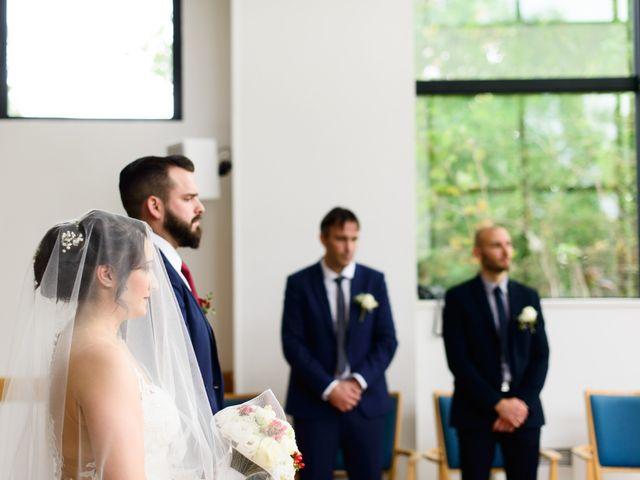 Le mariage de Yves et Aurélie à Chevreuse, Yvelines 37