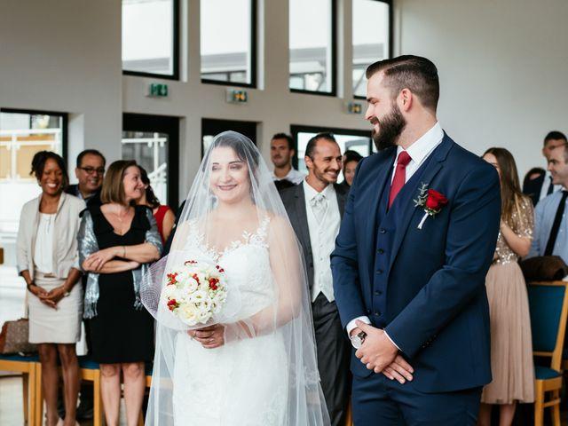 Le mariage de Yves et Aurélie à Chevreuse, Yvelines 38