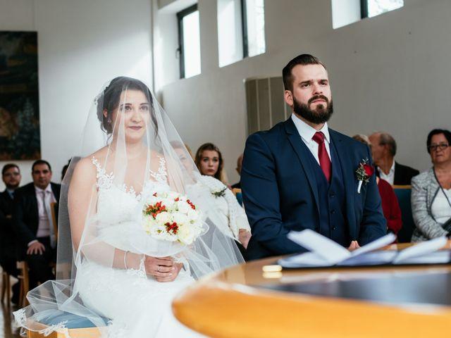 Le mariage de Yves et Aurélie à Chevreuse, Yvelines 39
