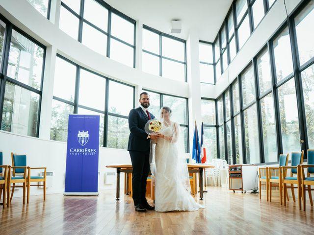 Le mariage de Yves et Aurélie à Chevreuse, Yvelines 47