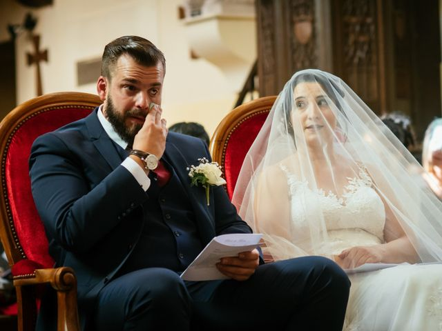 Le mariage de Yves et Aurélie à Chevreuse, Yvelines 63