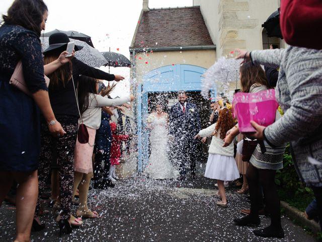 Le mariage de Yves et Aurélie à Chevreuse, Yvelines 81