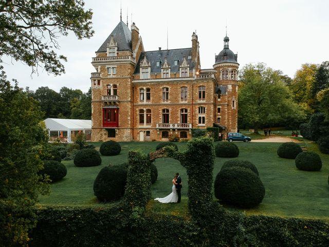 Le mariage de Yves et Aurélie à Chevreuse, Yvelines 82