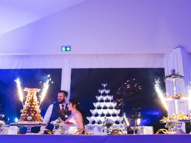 Le mariage de Yves et Aurélie à Chevreuse, Yvelines 110