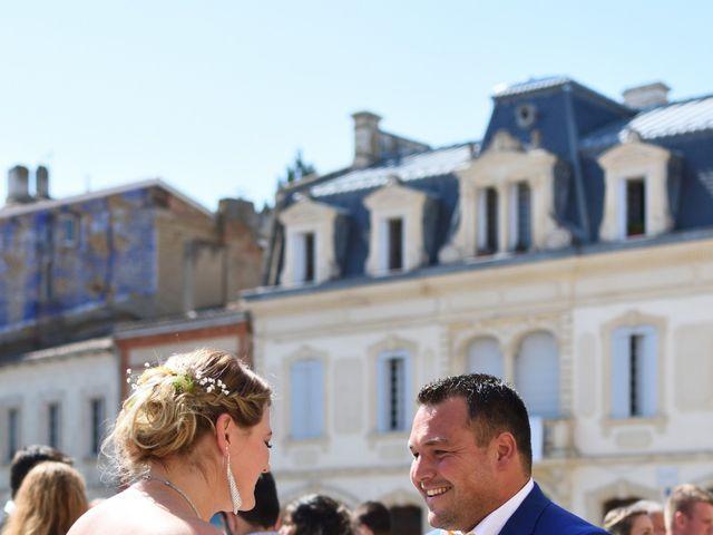Le mariage de Florian et Nelly à L'Isle-Jourdain, Gers 4