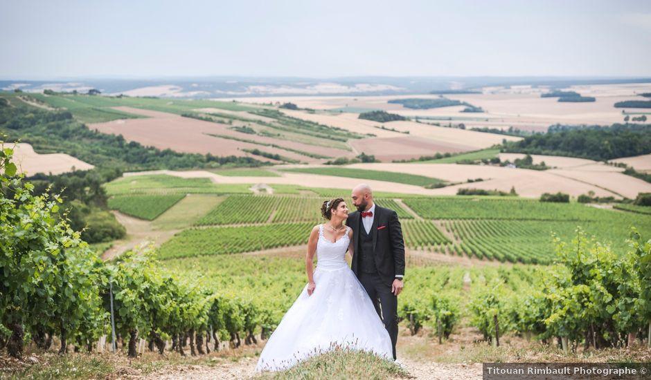 Le mariage de Kevin et Mylène à Chitry, Yonne