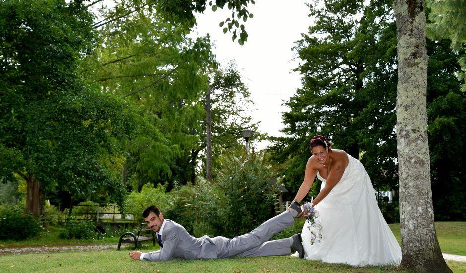 Le mariage de Jonathan et Emmanuelle à Castelnau-de-Médoc, Gironde