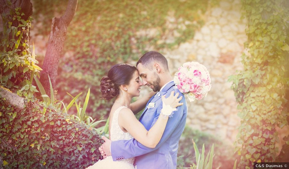 Le mariage de Jérémy et Aurélie à Bouc-Bel-Air, Bouches-du-Rhône