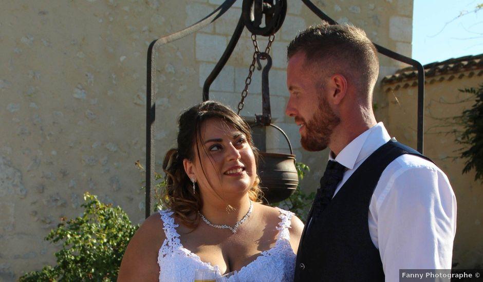 Le mariage de Thomas et Julie à Galgon, Gironde