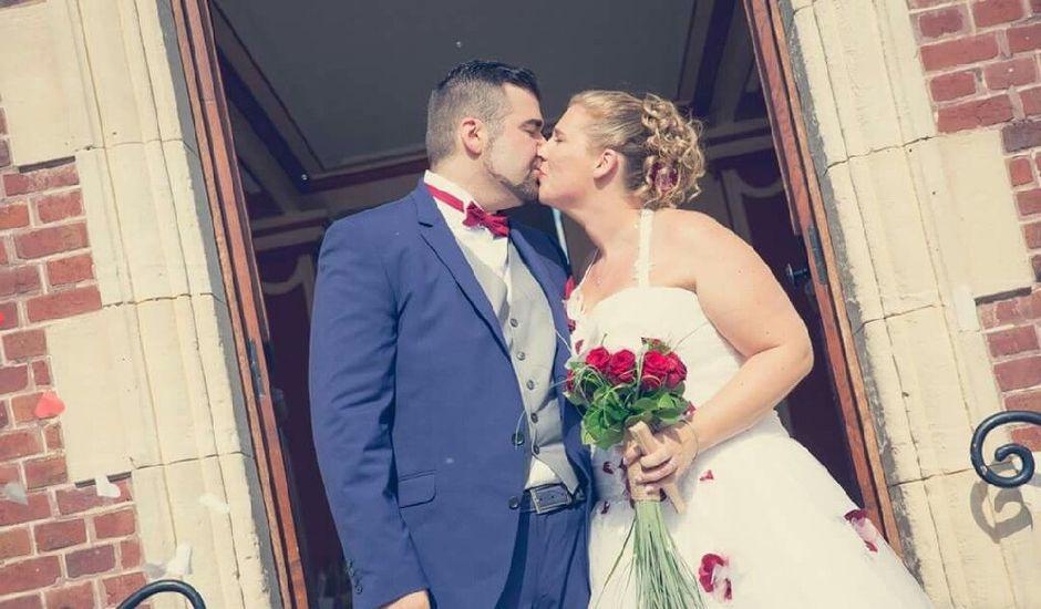Le mariage de Christian  et Aurélie à Gasny, Eure