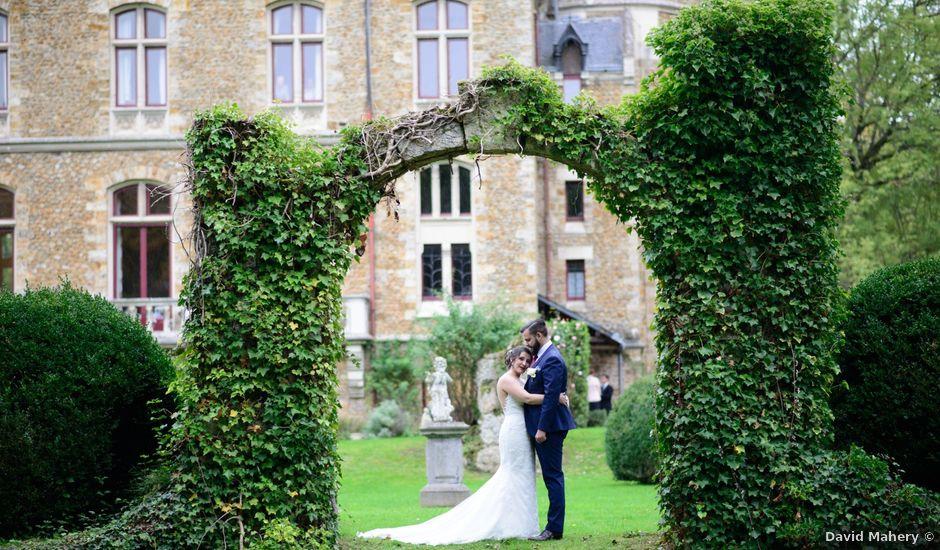 Le mariage de Yves et Aurélie à Chevreuse, Yvelines