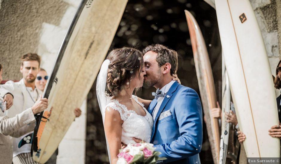 Le mariage de Titouan et Natacha à Dax, Landes