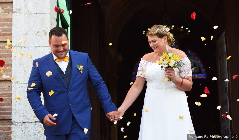 Le mariage de Florian et Nelly à L'Isle-Jourdain, Gers