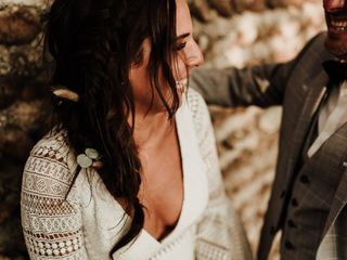 Le mariage de Marina et Benjamin