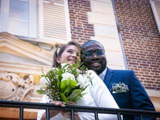 Le mariage de Claude et Sarah