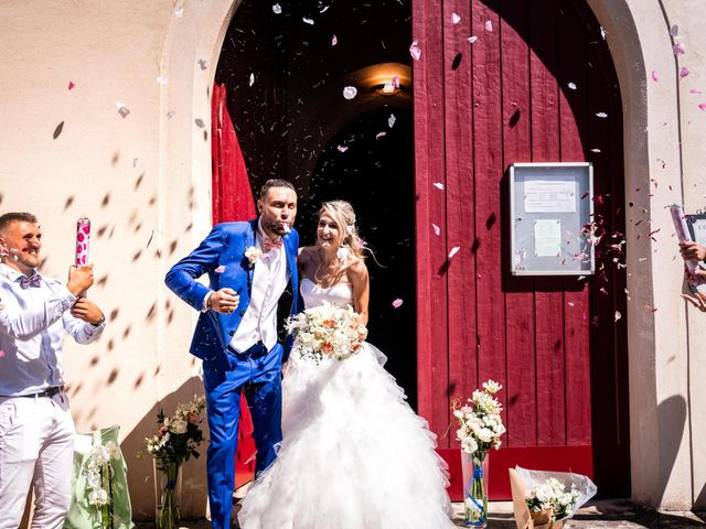 Le mariage de Cyril et Cindy à Bazus, Haute-Garonne 22