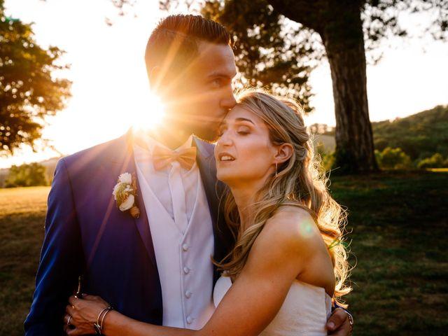 Le mariage de Cindy et Cyril