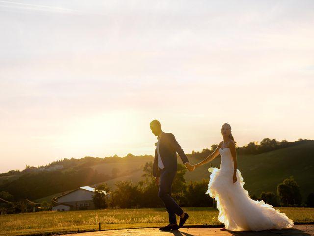 Le mariage de Cyril et Cindy à Bazus, Haute-Garonne 25
