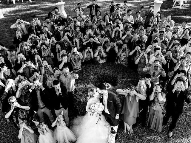 Le mariage de Cyril et Cindy à Bazus, Haute-Garonne 41