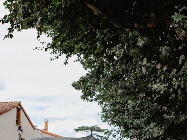 Le mariage de Florent et Laura à Saint-Clar-de-Rivière, Haute-Garonne 10