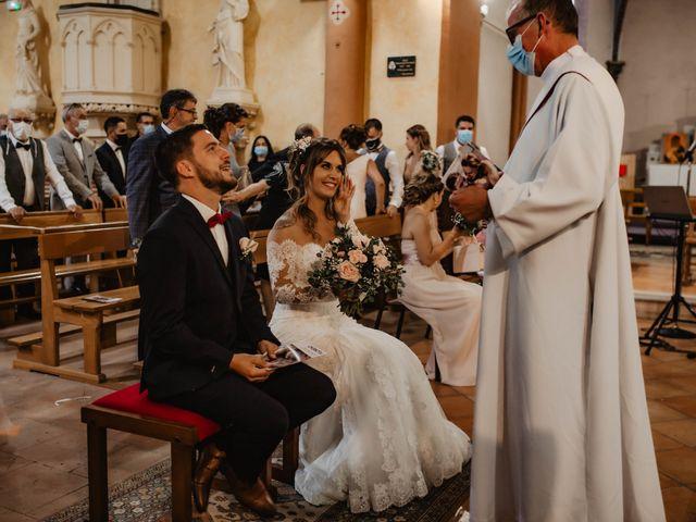 Le mariage de Florent et Laura à Saint-Clar-de-Rivière, Haute-Garonne 13